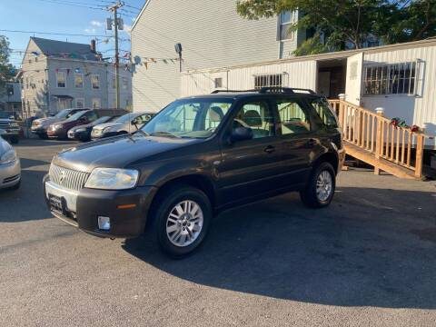 2005 Mercury Mariner for sale at 21st Ave Auto Sale in Paterson NJ