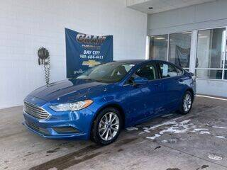 2017 Ford Fusion for sale at GRAFF CHEVROLET BAY CITY in Bay City MI