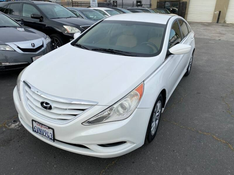 2011 Hyundai Sonata for sale at 101 Auto Sales in Sacramento CA