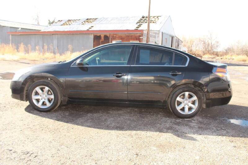2009 Nissan Altima for sale at Epic Auto in Idaho Falls ID