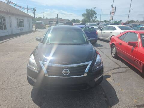 2013 Nissan Altima for sale at All State Auto Sales, INC in Kentwood MI