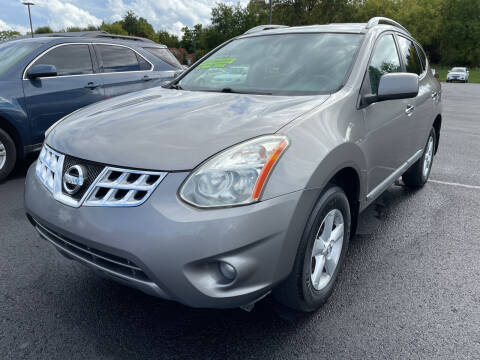2013 Nissan Rogue for sale at Blake Hollenbeck Auto Sales in Greenville MI