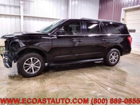 2019 Ford Expedition MAX for sale at East Coast Auto Source Inc. in Bedford VA