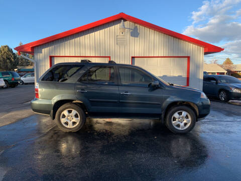 2005 Acura MDX for sale at Buyers Guide in Buffalo WY