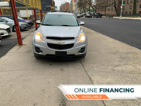 2011 Chevrolet Equinox for sale at Raceway Motors Inc in Brooklyn NY