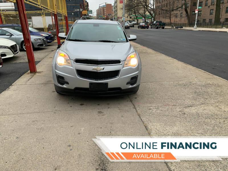 2011 Chevrolet Equinox for sale at Raceway Motors Inc in Brooklyn NY