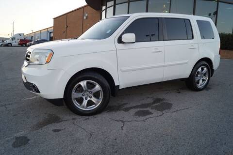 2015 Honda Pilot for sale at Next Ride Motors in Nashville TN