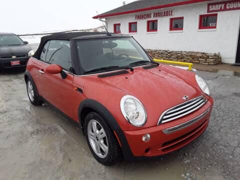 2006 MINI Cooper for sale at Sarpy County Motors in Springfield NE