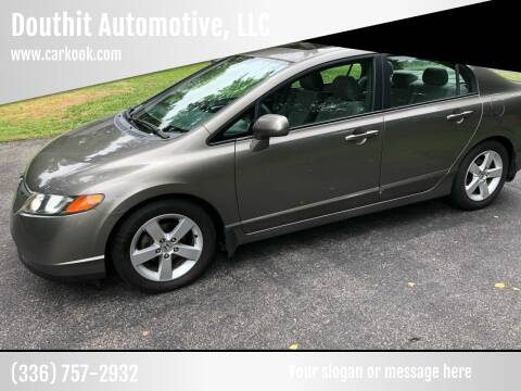 2006 Honda Civic for sale at Douthit Automotive, LLC in Advance NC