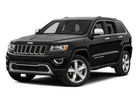 2015 Jeep Grand Cherokee for sale at DUNCAN SUZUKI in Pulaski VA