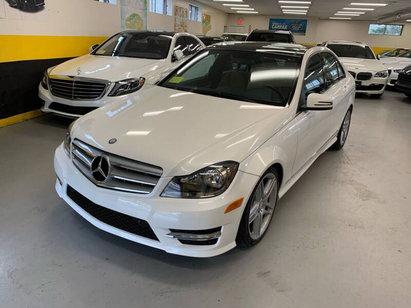 2013 Mercedes-Benz C-Class for sale at Newton Automotive and Sales in Newton MA