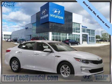 2018 Kia Optima for sale at Terry Lee Hyundai in Noblesville IN