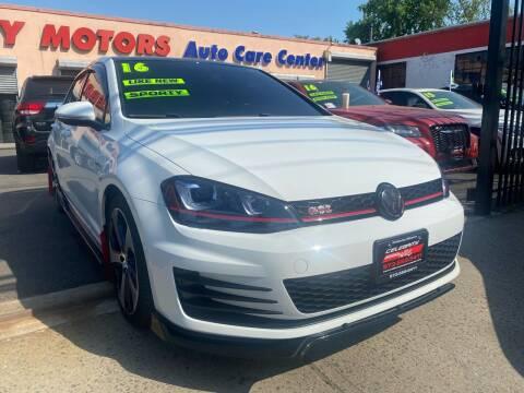 2016 Volkswagen Golf GTI for sale at Celebrity Motors in Newark NJ