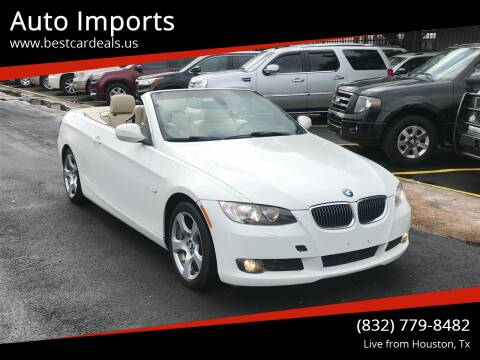 2010 BMW 3 Series for sale at Auto Imports in Houston TX