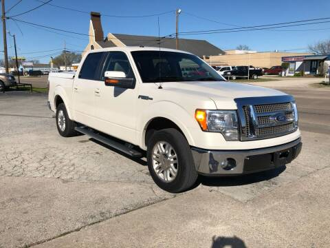 2009 Ford F-150 for sale at Z AUTO MART in Lewisville TX