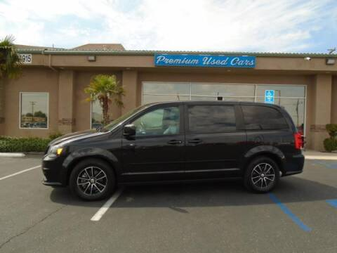 2017 Dodge Grand Caravan for sale at Family Auto Sales in Victorville CA