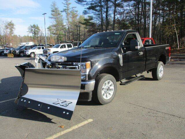 2020 Ford F-350 Super Duty for sale at MC FARLAND FORD in Exeter NH