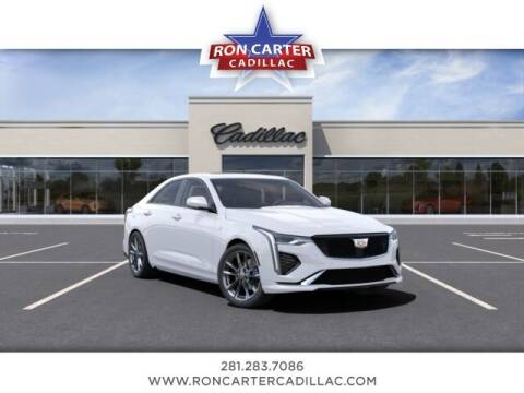 2021 Cadillac CT4 for sale at Ron Carter  Clear Lake Used Cars in Houston TX