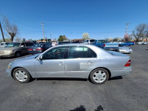 2004 Lexus LS 430 for sale at Silverline Auto Boise in Meridian ID