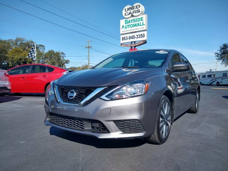 2019 Nissan Sentra for sale at BAYSIDE AUTOMALL in Lakeland FL