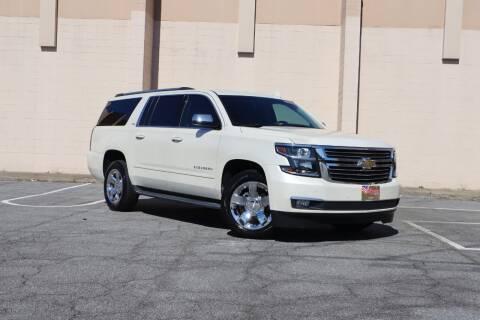 2015 Chevrolet Suburban for sale at El Compadre Trucks in Doraville GA