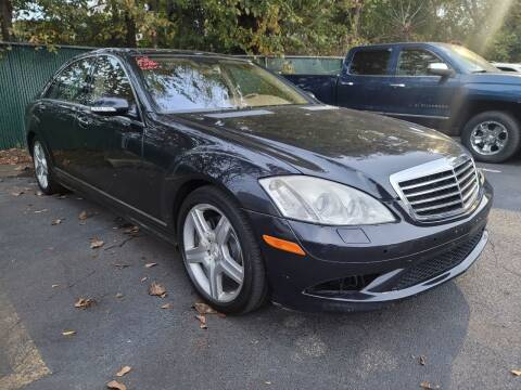 2008 Mercedes-Benz S-Class for sale at AW Auto & Truck Wholesalers  Inc. in Hasbrouck Heights NJ