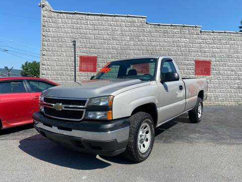 2007 Chevrolet Silverado 1500 Classic for sale at Car Man Auto in Old Forge PA