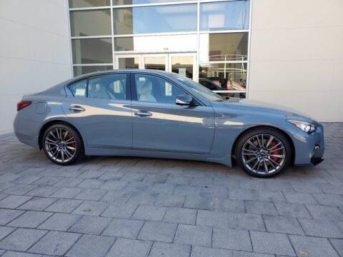 2021 Infiniti Q50 for sale at Orlando Infiniti in Orlando FL