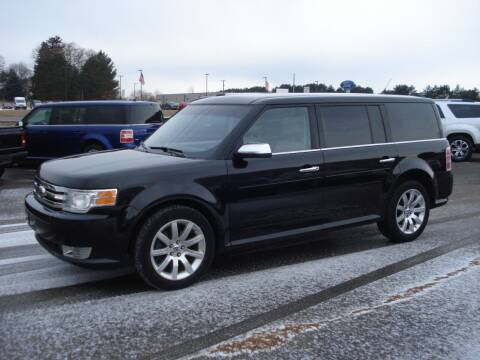 2010 Ford Flex for sale at North Star Auto Mall in Isanti MN