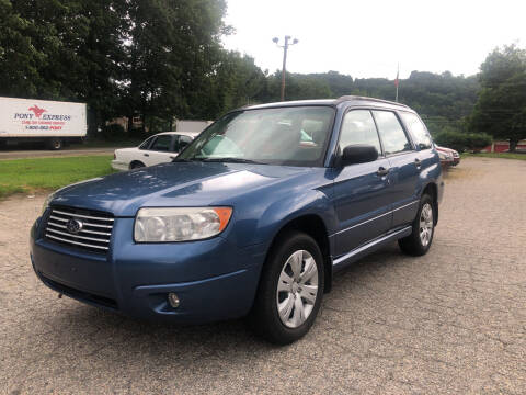 2008 Subaru Forester for sale at Used Cars 4 You in Carmel NY