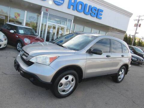 2008 Honda CR-V for sale at Auto House Motors in Downers Grove IL