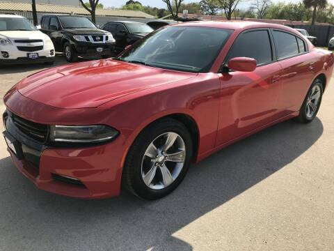 2017 Dodge Charger for sale at AMIGO USED CARS in Houston TX