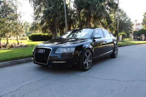 2007 Audi S6 for sale at DMC Motors of Florida in Orlando FL