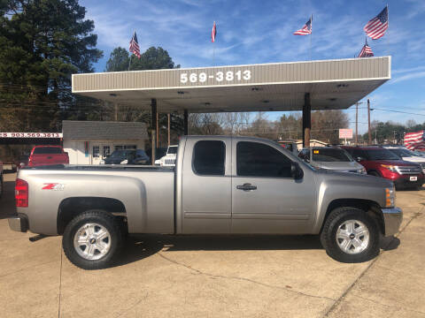 2013 Chevrolet Silverado 1500 for sale at BOB SMITH AUTO SALES in Mineola TX
