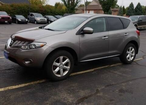 2009 Nissan Murano for sale at Cool Car Guys in Janesville WI