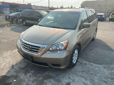 2008 Honda Odyssey for sale at 101 Auto Sales in Sacramento CA