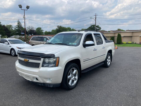 2011 Chevrolet Avalanche for sale at Majestic Automotive Group in Cinnaminson NJ