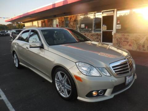 2010 Mercedes-Benz E-Class for sale at Auto 4 Less in Fremont CA
