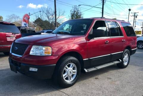 2004 Ford Expedition for sale at Steve's Auto Sales in Norfolk VA