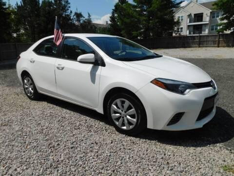 2015 Toyota Corolla for sale at Prize Auto in Alexandria VA