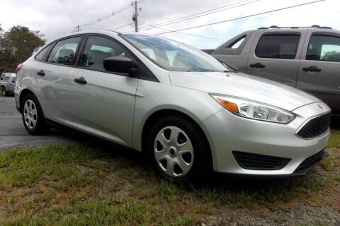 2015 Ford Focus for sale at Dave Franek Automotive in Wantage NJ