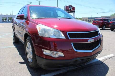 2009 Chevrolet Traverse for sale at B & B Car Co Inc. in Clinton Twp MI