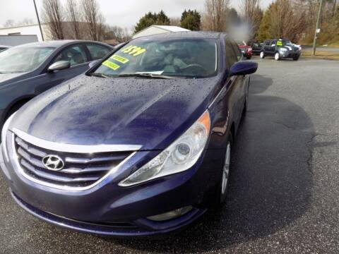 2013 Hyundai Sonata for sale at Pro-Motion Motor Co in Lincolnton NC