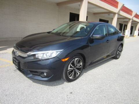 2016 Honda Civic for sale at PRIME AUTOS OF HAGERSTOWN in Hagerstown MD