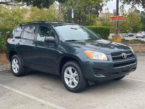 2012 Toyota RAV4 for sale at CARFORNIA SOLUTIONS in Hayward CA