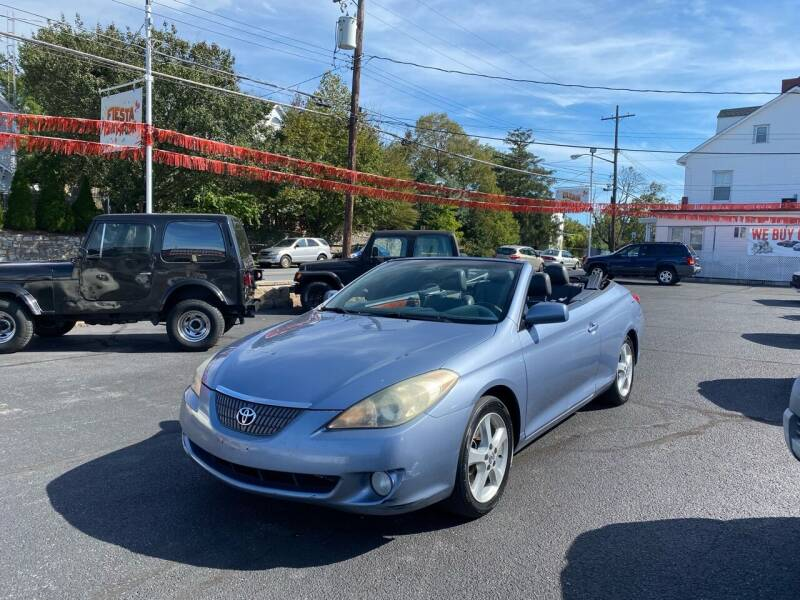 2006 Toyota Camry Solara for sale at 4X4 Rides in Hagerstown MD