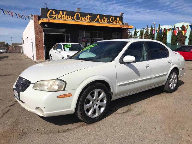 2000 Nissan Maxima for sale at Golden Coast Auto Sales in Guadalupe CA