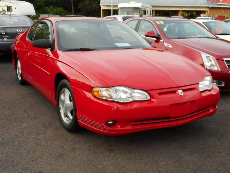 2004 Chevrolet Monte Carlo for sale at Automotive Toy Store LLC in Mount Carmel PA