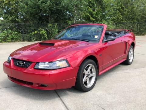 2002 Ford Mustang for sale at South Tacoma Motors Inc in Tacoma WA