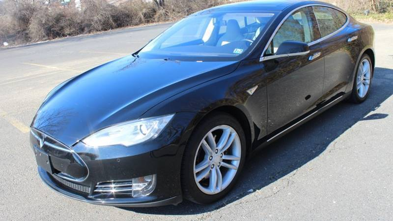 2014 Tesla Model S for sale at Professionals Auto Sales in Philadelphia PA